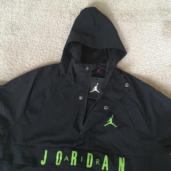 cd3799d0171f Air Jordan Wings Windbreaker Jacket Mens Medium M
